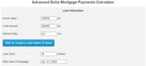 Loan Calculator Mortgage Payments Calculator